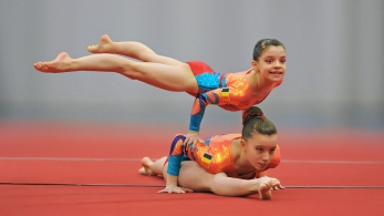 acro gym duo'tje