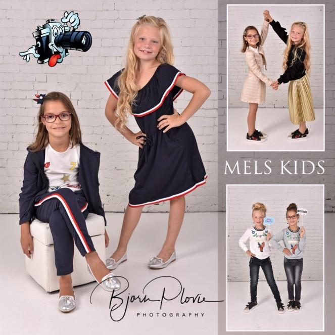 CD-hoes Mels Kids