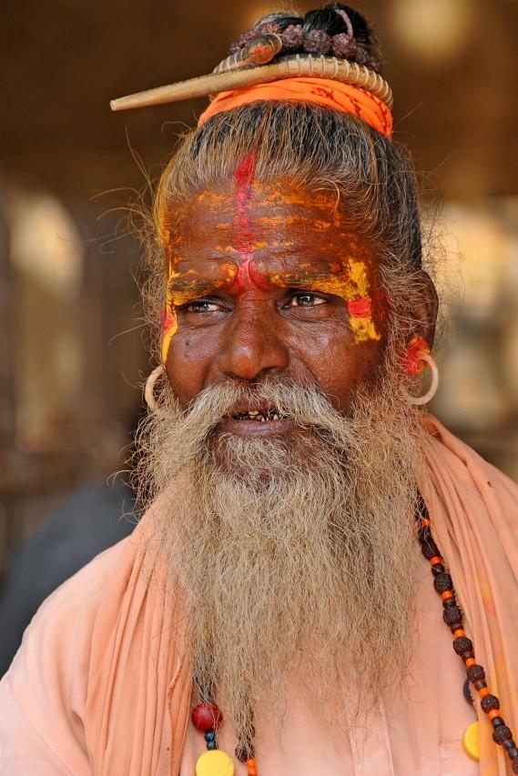 India Sadu kop 1