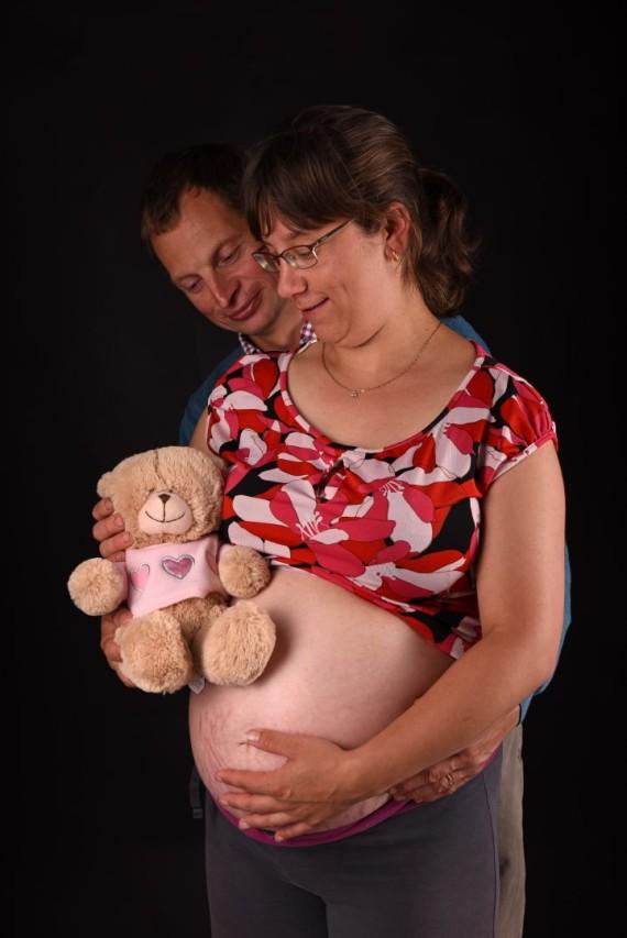 Zwangerschap Annelies en Gino 100