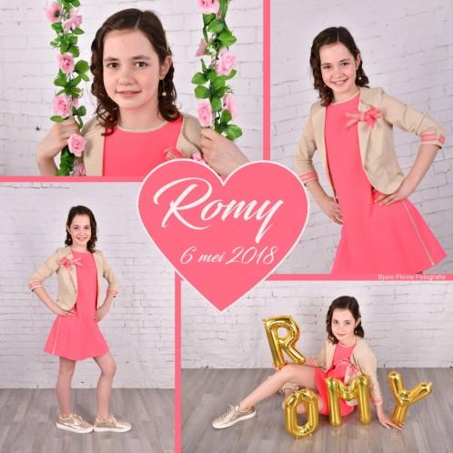 Bedankt Romy 3